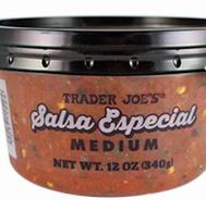 Trader Joe's Salsa Especial Medium