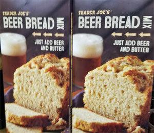 Trader Joe's Beer Bread Mix
