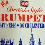 Trader Joe's British Style Crumpets