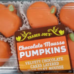 Trader Joe's Chocolate Mousse Pumpkins