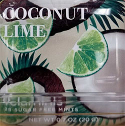 Coconut Lime Velamints