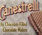 Trader Joe's Due Canestrelli Chocolate Wafers