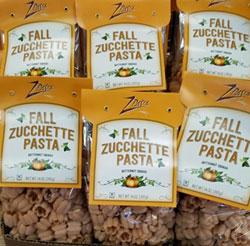 Trader Joe's Fall Zuchette Pasta