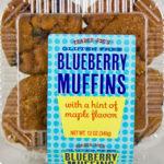 Trader Joe's Gluten-Free Blueberry Muffins