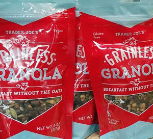 Trader Joe's Grainless Granola