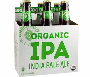 Green Fog Organic IPA