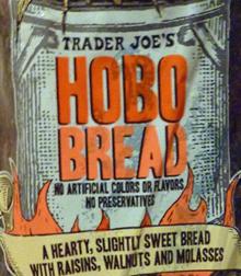 Trader Joe's Hobo Bread