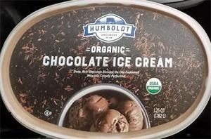 Humboldt Creamery Organic Chocolate Ice Cream