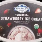 Humboldt Creamery Organic Strawberry Ice Cream