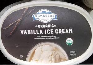 creamery ice cream
