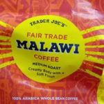 Trader Joe's Fair Trade Malawi Coffee