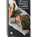 Trader Joe's Marinated Rack of Lamb with Herbs