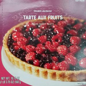 Trader Joe's Tarte Aux Fruits