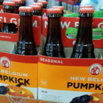 New Belgium Pumpkick Pumpkin Spiced Seasonal Ale Beer