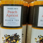 Trader Joe's Peach & Apricot Black Tea