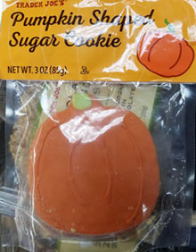 http://www.traderjoesreviews.com/product/trader-joes-pumpkin-shaped-sugar-cookie-reviews/