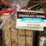 Trader Joe's Sea Salt Chocolate Chunk Cookie Sticks