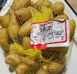 Trader Joe's Teeny Tiny Potatoes