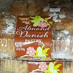 Trader Joe's Almond Danish Pastry