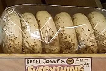 Trader Joe's Everything Bagels