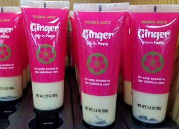 Trader Joe's Ginger Stir-In Paste