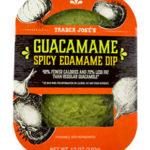 Trader Joe's Guacamame Spicy Edamame Dip
