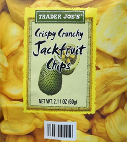 Trader Joe's Crispy Crunchy Jackfruit Chips