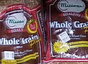 Milton's Whole Grain Plus Bread