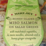 Trader Joe's Miso Salmon Salad