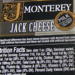 Trader Joe's Monterey Jack Cheese