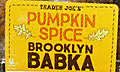Trader Joe's Pumpkin Spice Brooklyn Babka