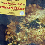 Trader Joe's Southwestern Style Stuffed Chicken Breast