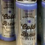 Trader Joe's Vanilla Cold Brew Coffee