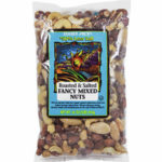 Trader Joe's Roasted & Salted Fancy Mixed Nuts with 50% Less Salt