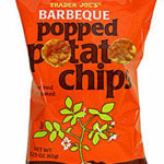 Trader Joe's Barbeque Popped Potato Chips