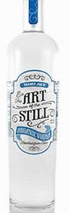 Trader Joe's Art of the Still Organic Vodka