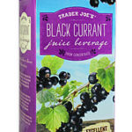 Trader Joe's Black Currant Juice Beverage