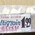 Trader Joe's British Style Multigrain English Muffins
