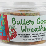 Trader Joe's Butter Cookie Wreaths