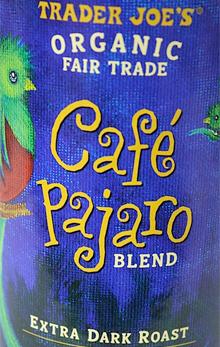 Trader Joe's Café Pajaro Coffee Blend
