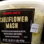 Trader Joe's Cauliflower Mash