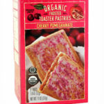 Trader Joe's Organic Frosted Cherry Pomegranate Toaster Pastries