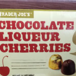 Trader Joe's Chocolate Liqueur Cherries