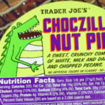 Trader Joe's Choczilla Nut Pie