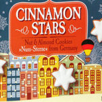 Trader Joe's Cinnamon Stars Cookies