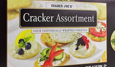 Trader Joe's Cracker Assortment