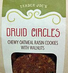 Trader Joe's Druid Circles