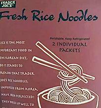 Trader Joe's Fresh Rice Noodles