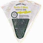 Trader Joe's Garlic & Herb Stuffed Brie
