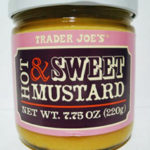 Trader Joe's Hot & Sweet Mustard